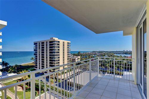 Photo of 500 Ocean Drive #W-9-D, Juno Beach, FL 33408 (MLS # RX-10683022)