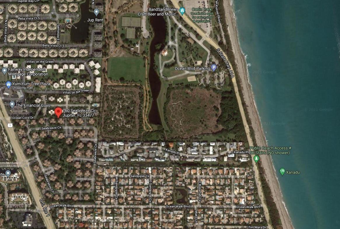 160 Seabreeze Circle, Jupiter, FL 33477 - #: RX-10713022