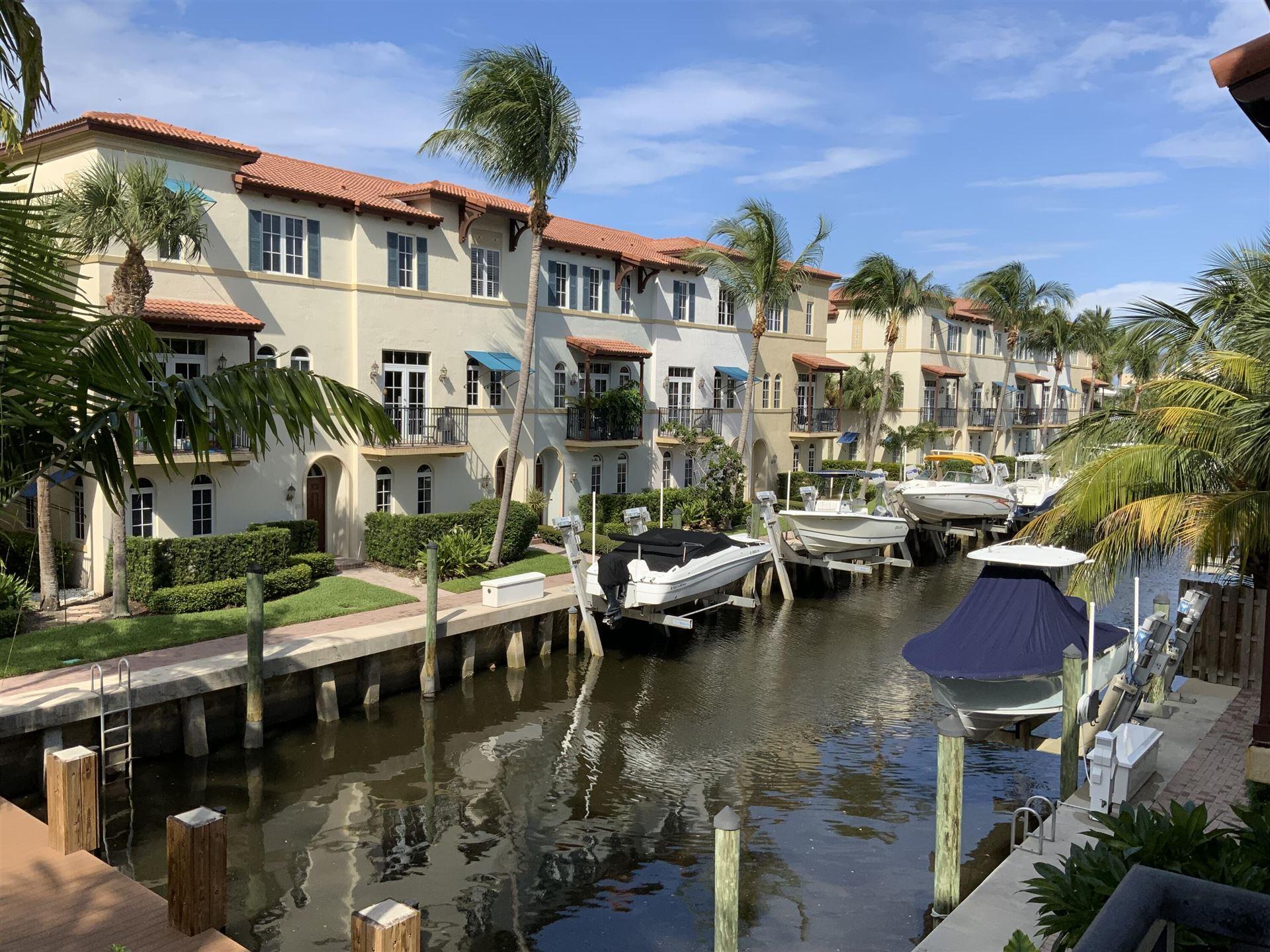 811 Estancia Way, Boynton Beach, FL 33435 - #: RX-10746022