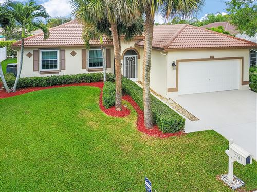 Photo of 3741 Green Cypress Way, Lake Worth, FL 33467 (MLS # RX-10605023)
