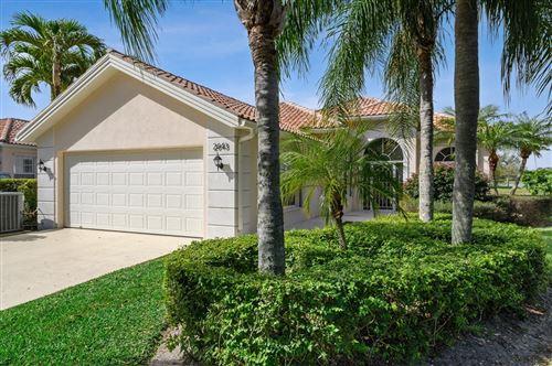 Photo of 2643 Muskegon Way, West Palm Beach, FL 33411 (MLS # RX-10609023)