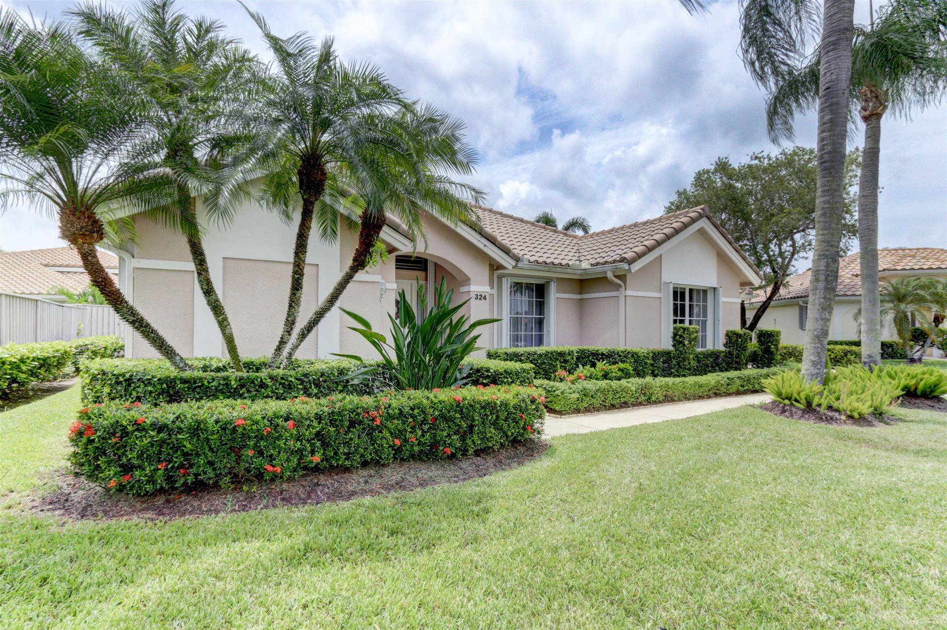 324 Eagleton Golf Drive, Palm Beach Gardens, FL 33418 - #: RX-10649023
