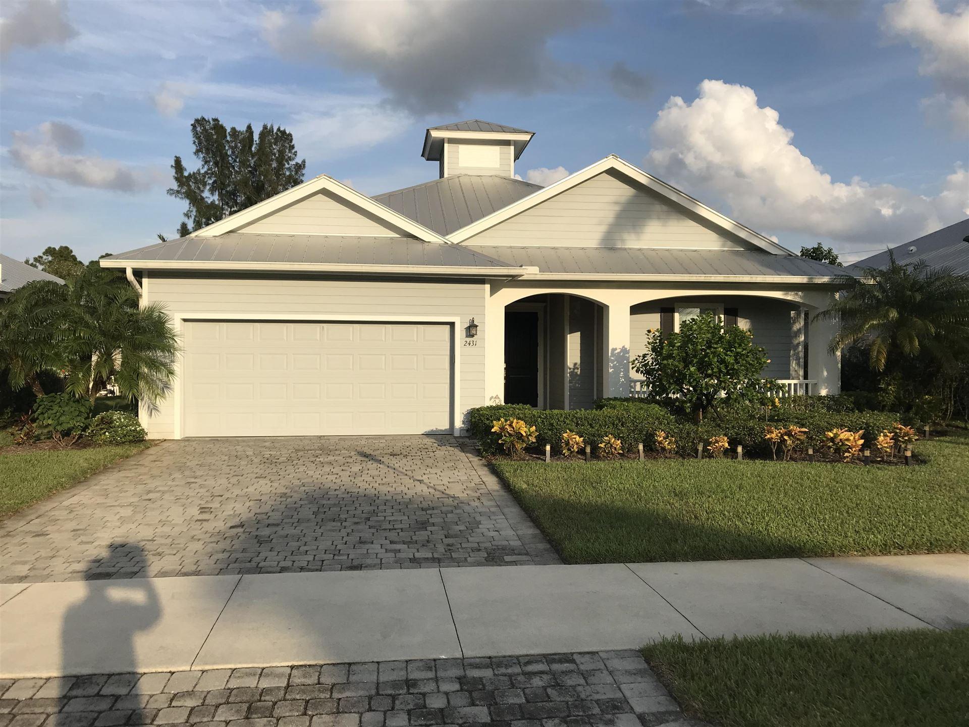 2431 NW Hummingbird Circle, Stuart, FL 34994 - #: RX-10664023