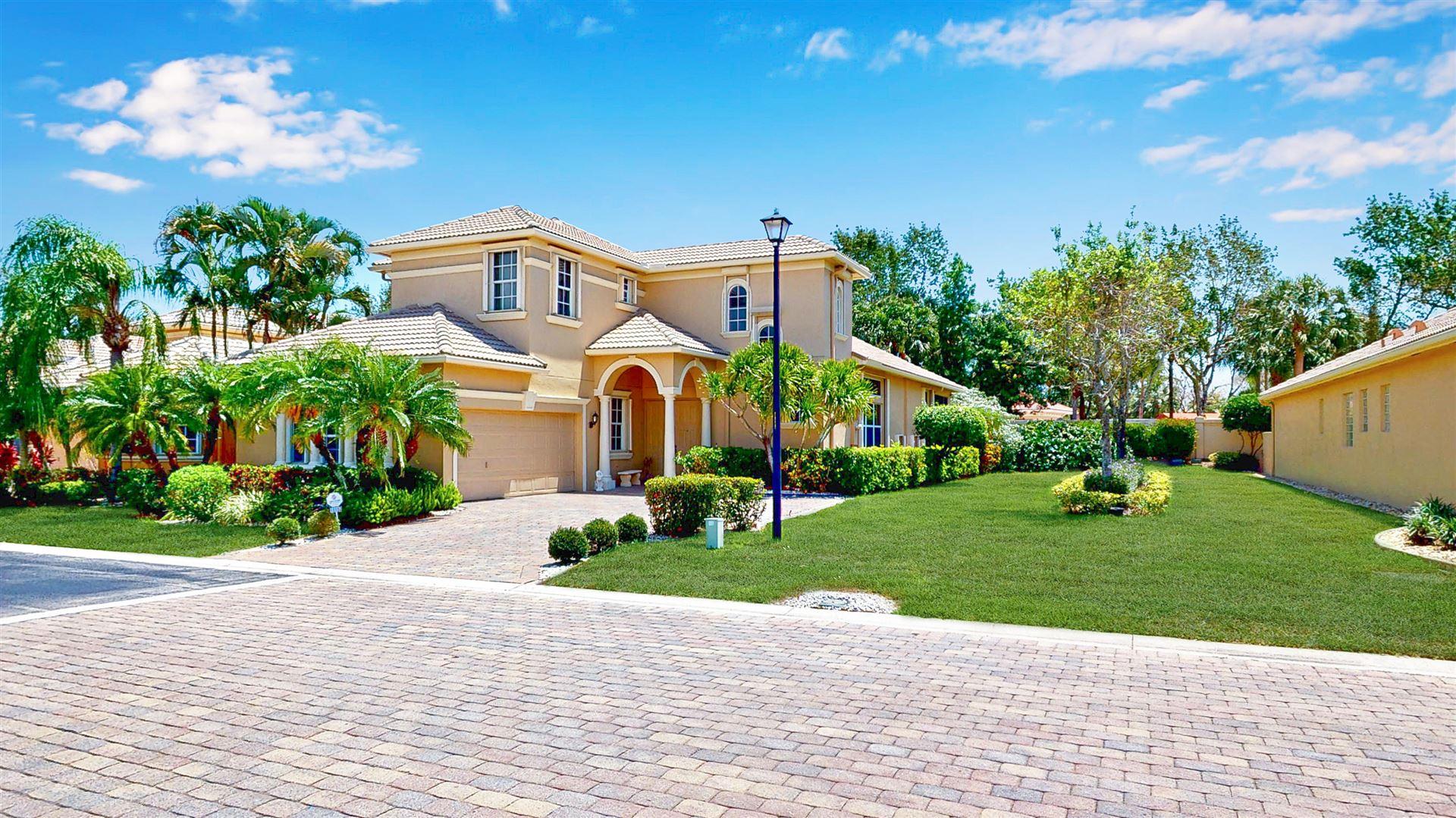 10102 Armani Drive, Boynton Beach, FL 33437 - MLS#: RX-10714023