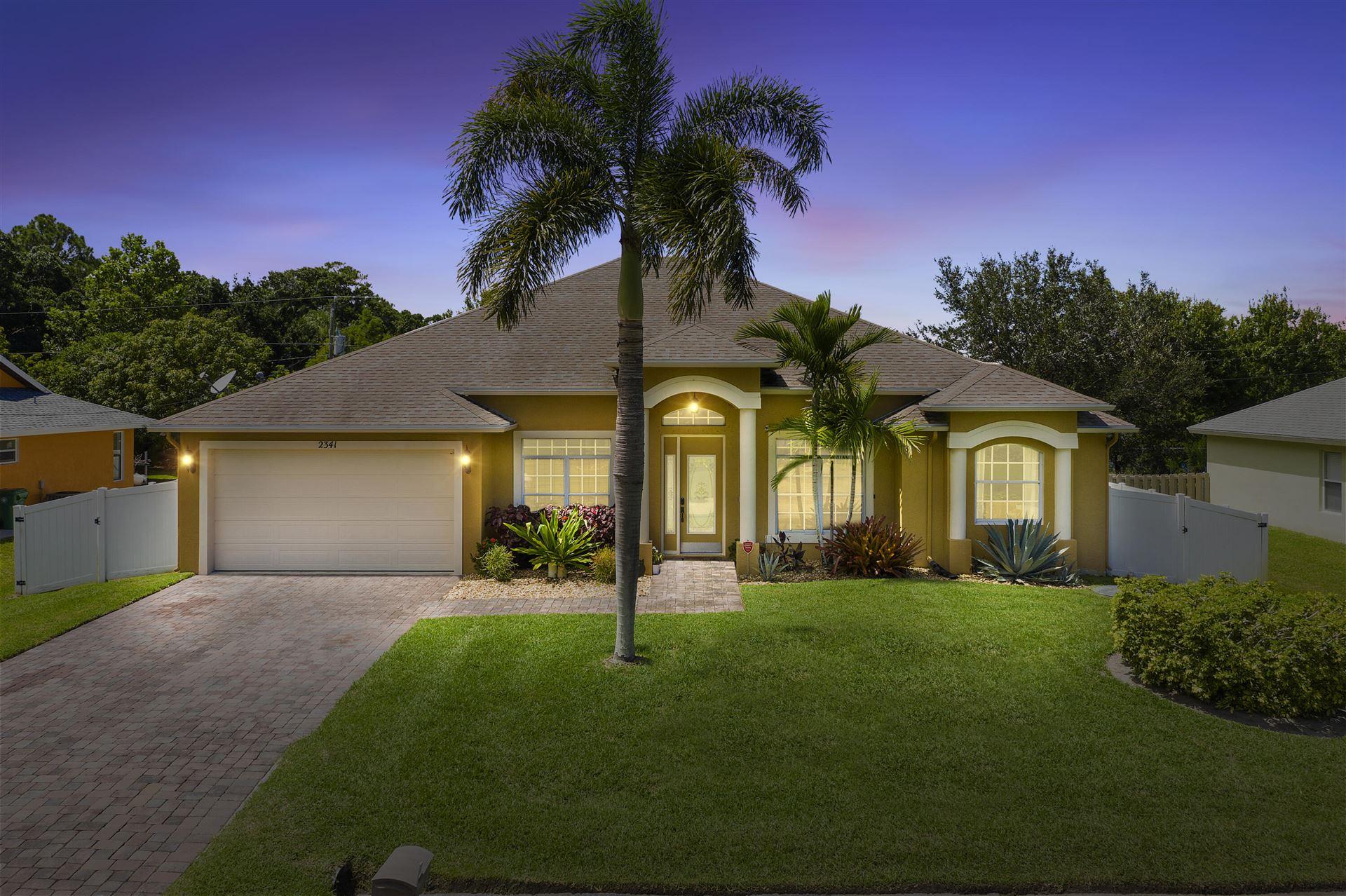 2341 SE Maslan Avenue, Port Saint Lucie, FL 34952 - MLS#: RX-10733023