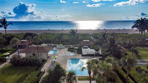 Tiny photo for 3400 N Ocean Drive #805, Singer Island, FL 33404 (MLS # RX-10747024)