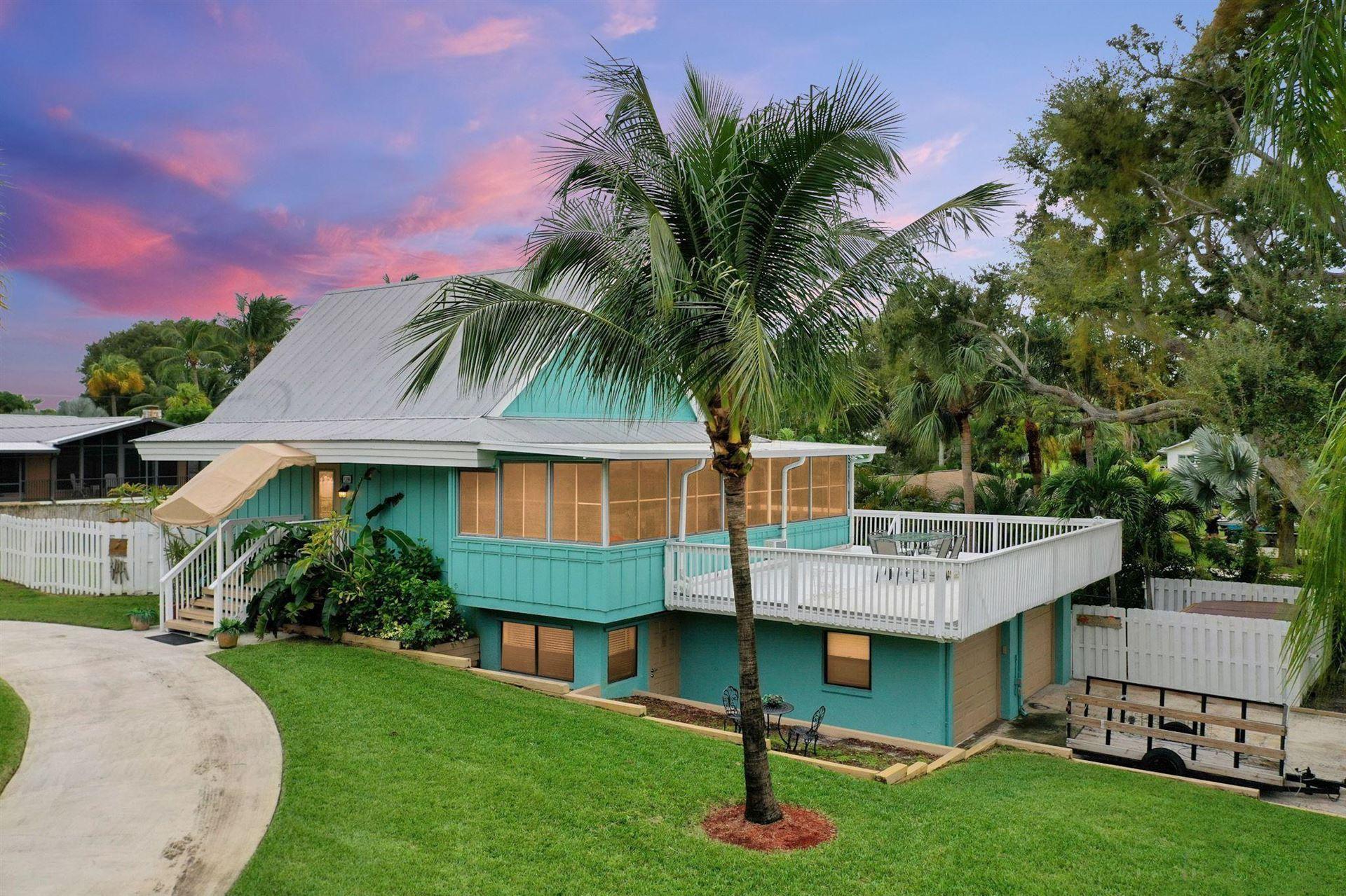 1396 NE Waveland Avenue, Jensen Beach, FL 34957 - #: RX-10663024