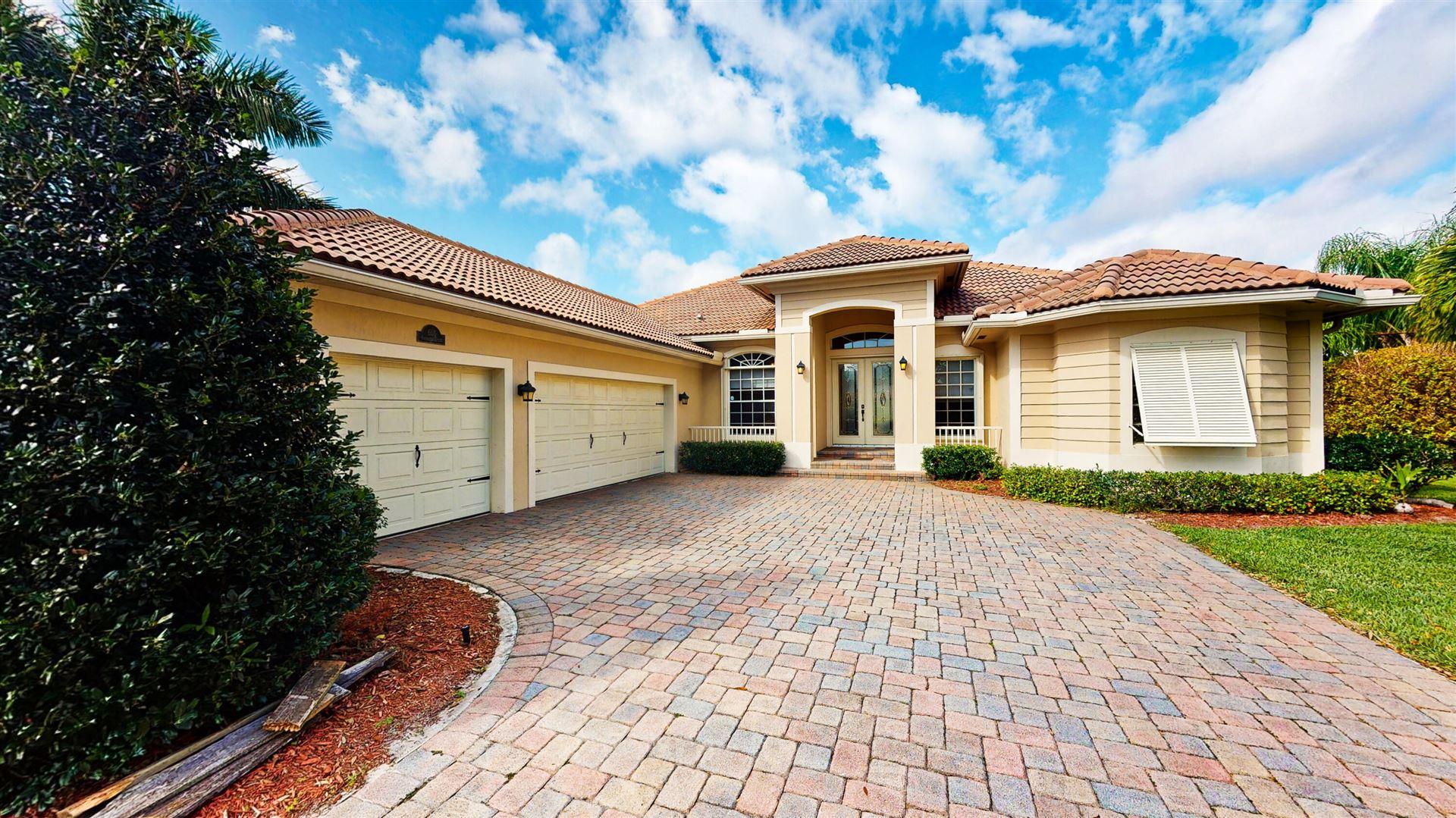 605 Caroline Drive, Vero Beach, FL 32968 - #: RX-10696024