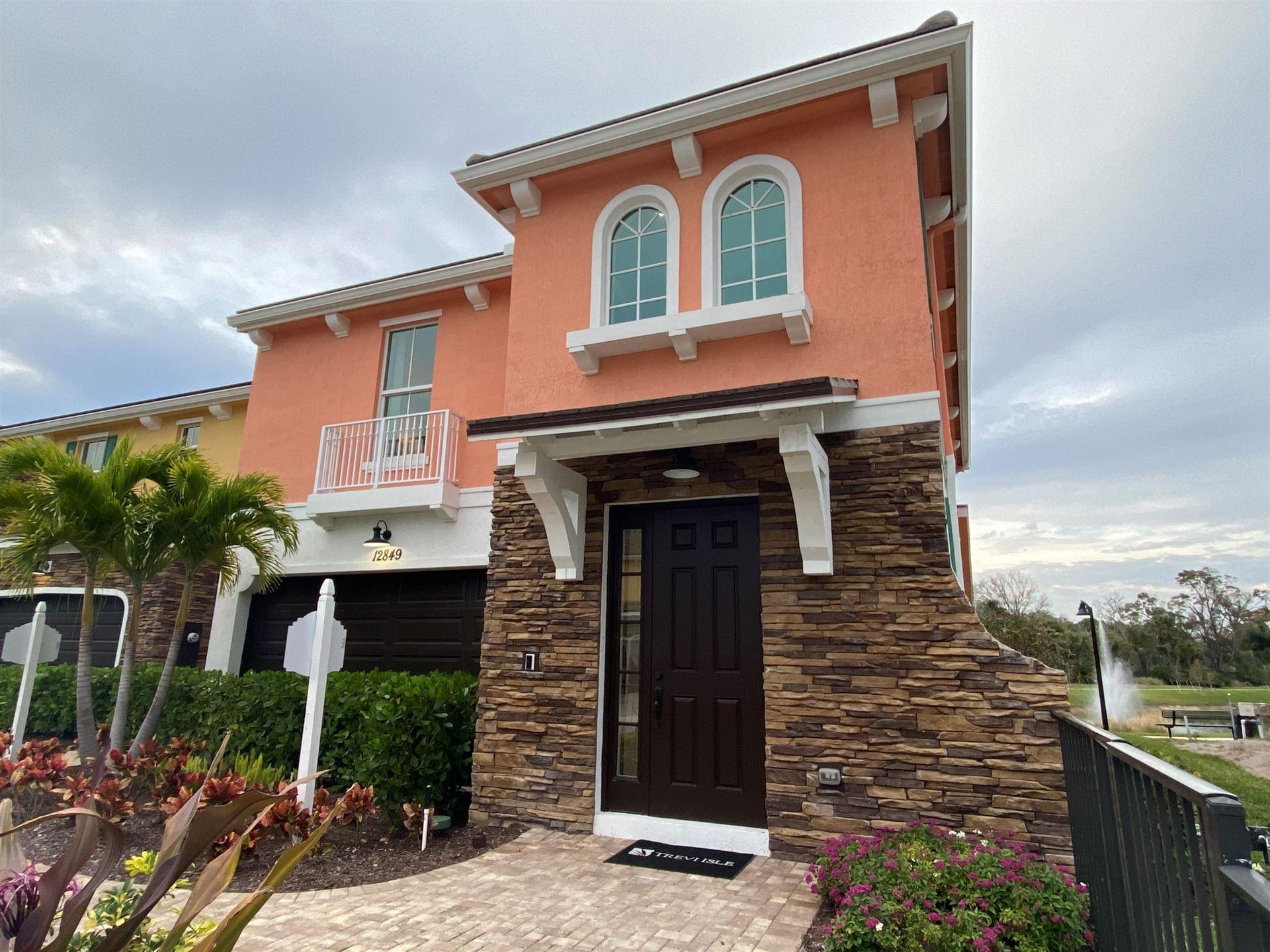 12909 Trevi Isle Drive #31, Palm Beach Gardens, FL 33418 - #: RX-10702024