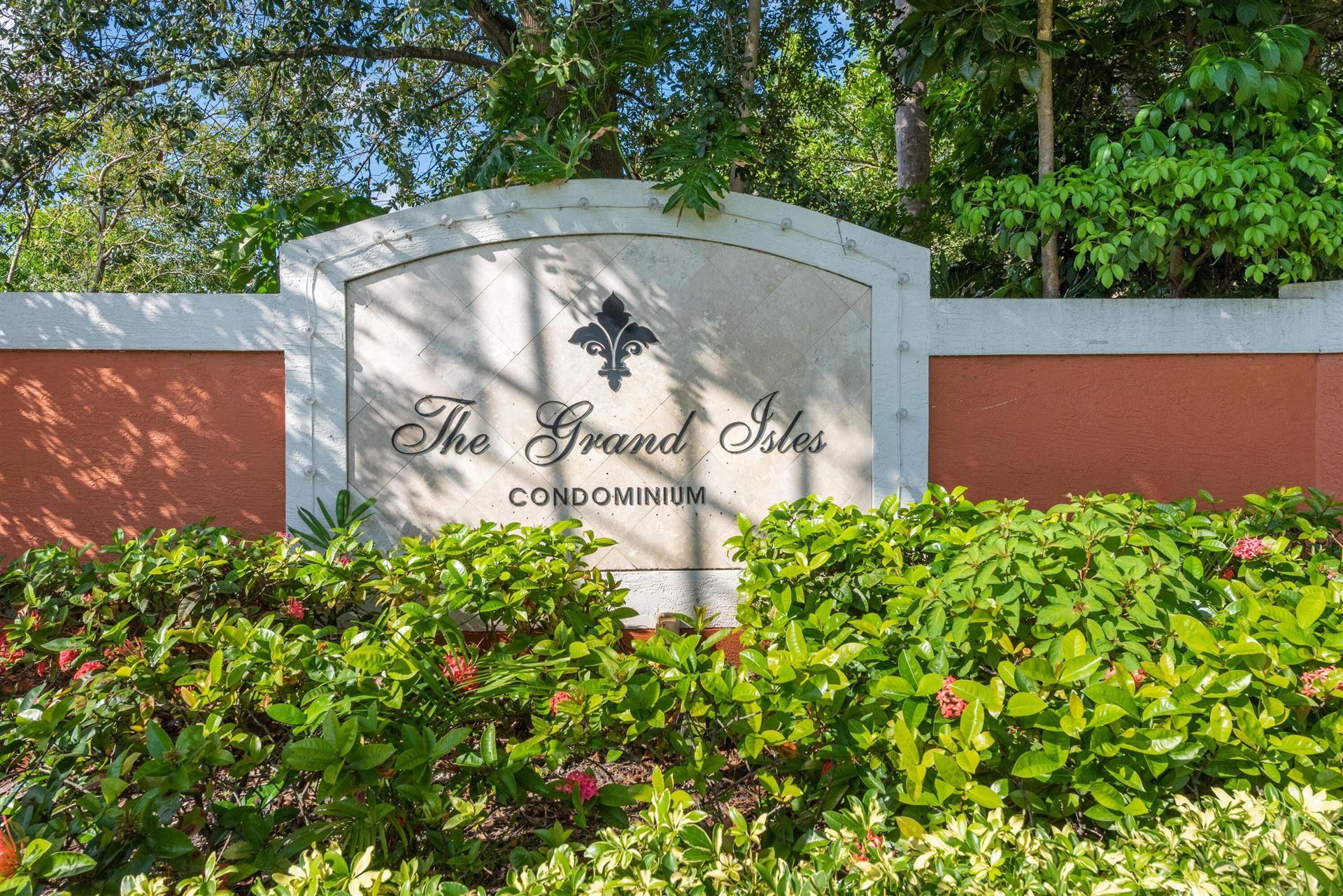 4155 N Haverhill Road #1420, West Palm Beach, FL 33417 - MLS#: RX-10746024