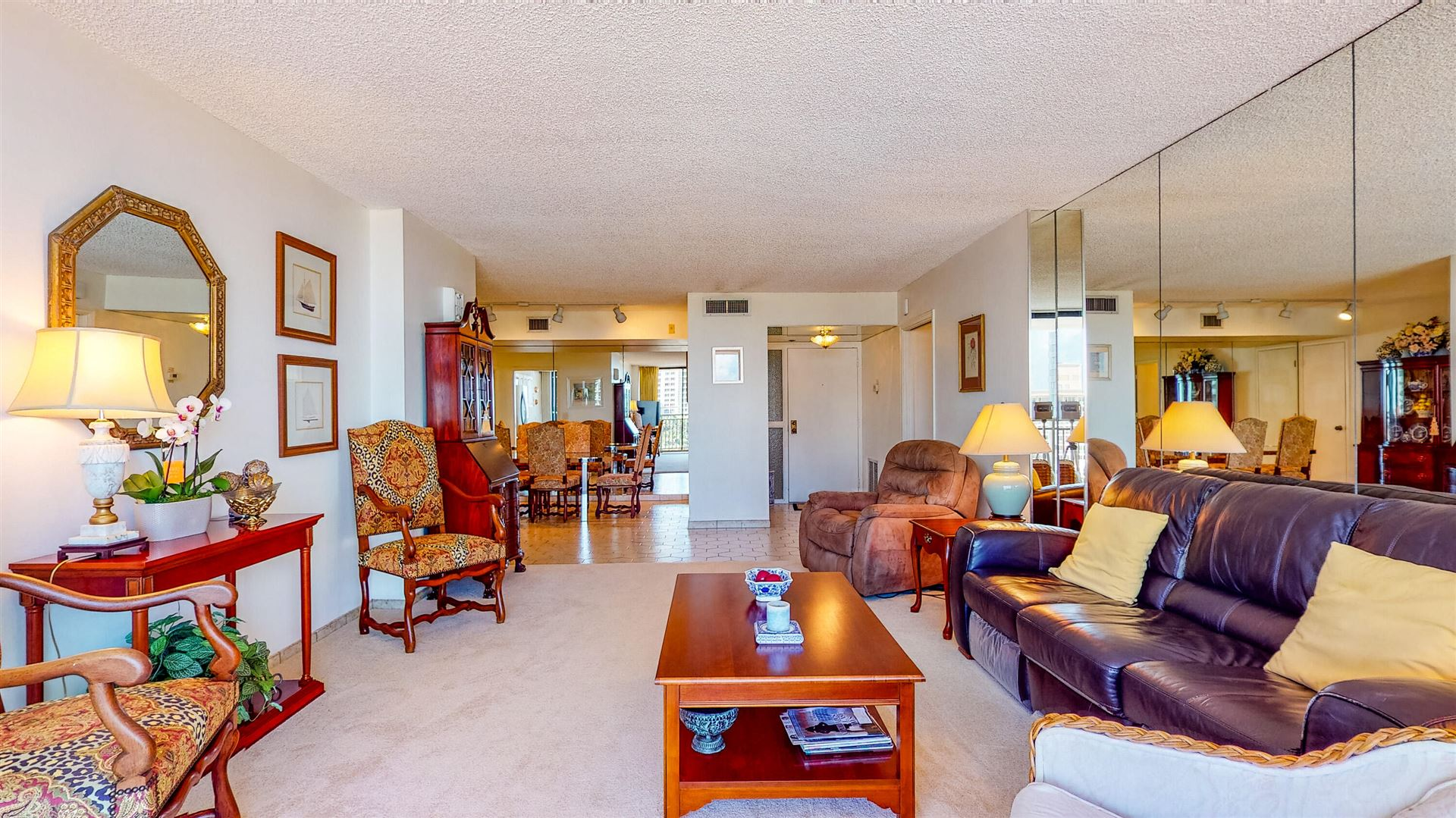Photo for 3400 N Ocean Drive #805, Singer Island, FL 33404 (MLS # RX-10747024)
