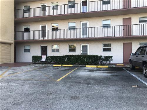 Photo of 225 Bonnie Boulevard #109, Palm Springs, FL 33461 (MLS # RX-10589025)
