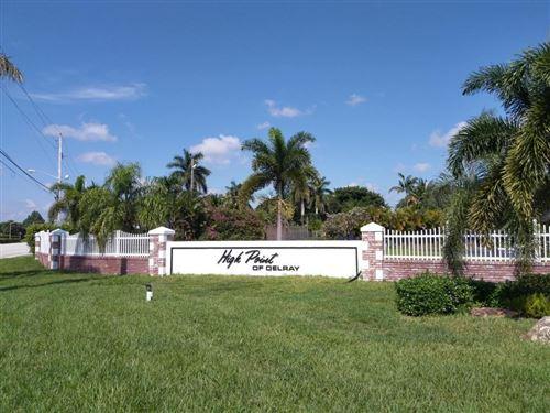 Photo of Delray Beach, FL 33445 (MLS # RX-10627025)