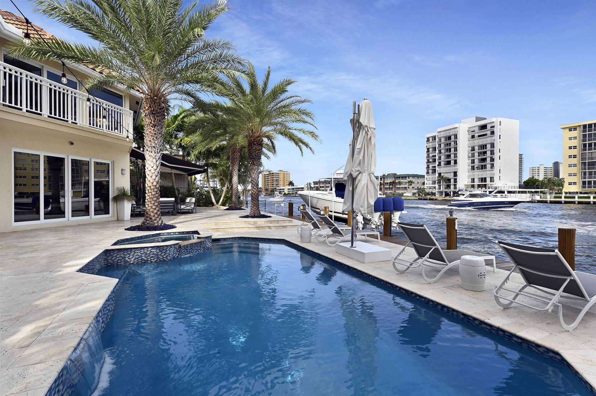 2850 NE 9th Court, Pompano Beach, FL 33062 - #: RX-10581025