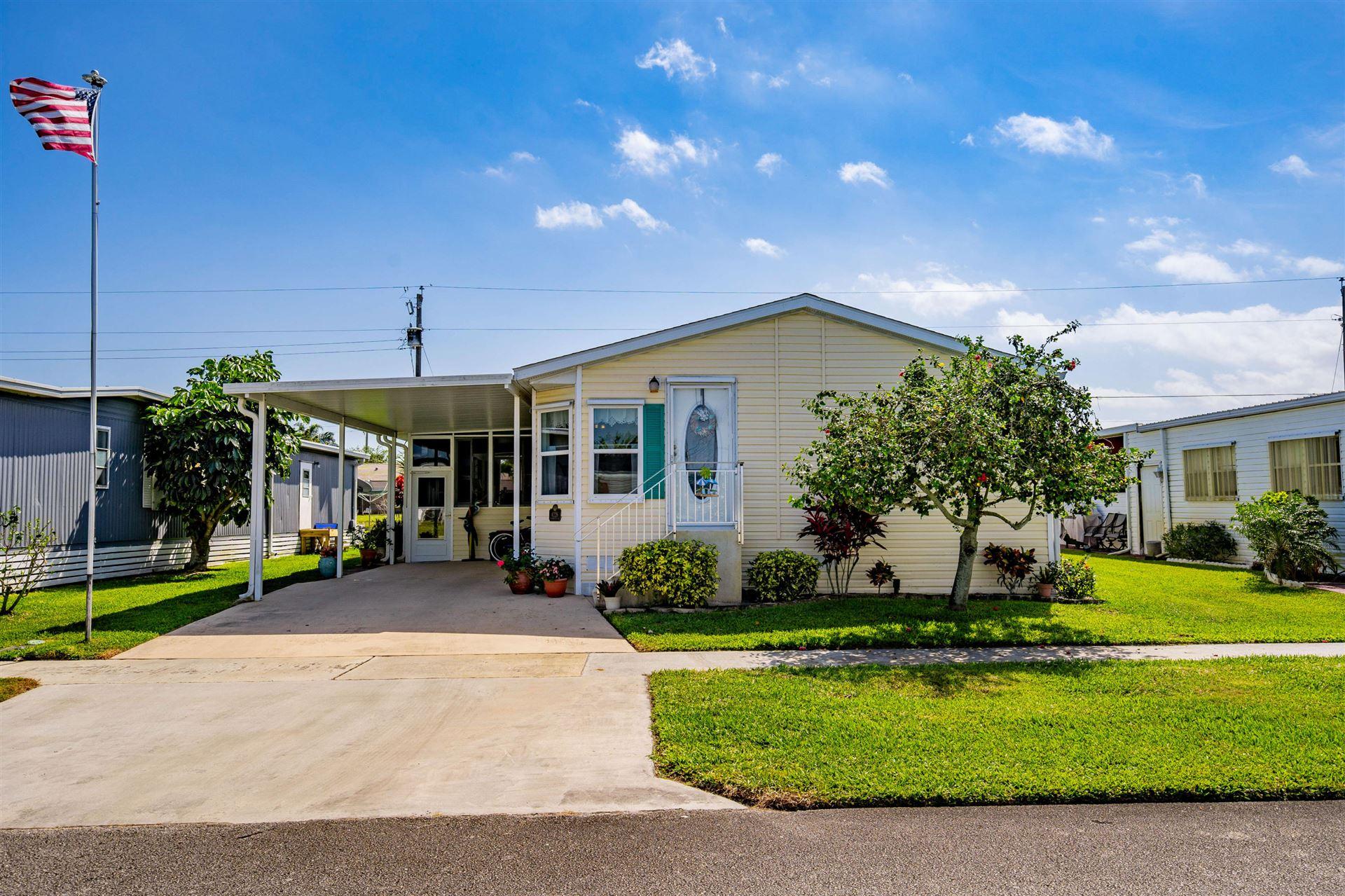 4226 Bobwhite Drive, Boynton Beach, FL 33436 - #: RX-10607025