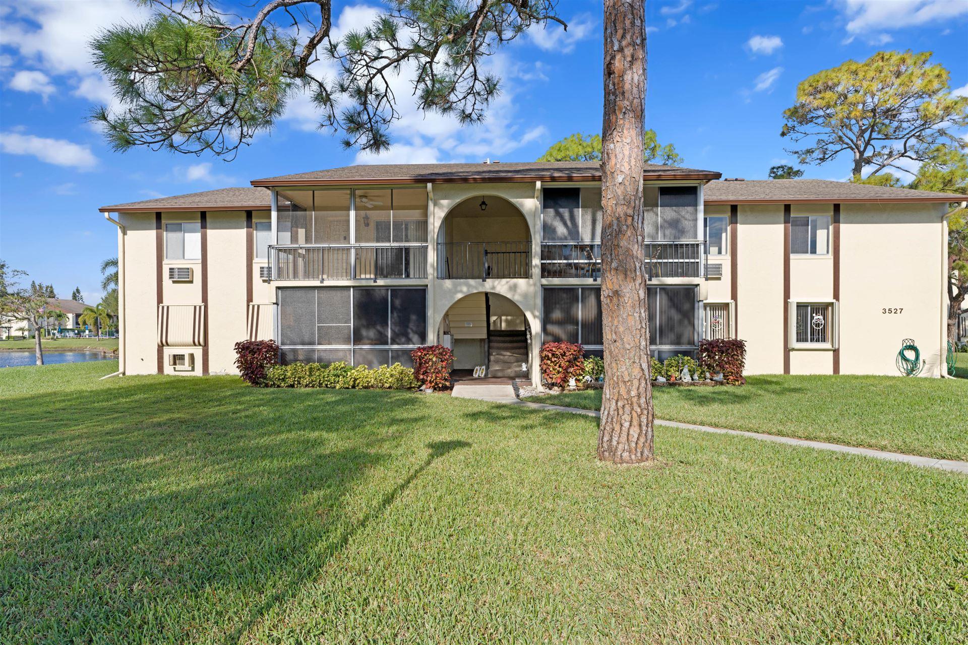 3527 La Palmas Court #D-2, Greenacres, FL 33463 - MLS#: RX-10678025