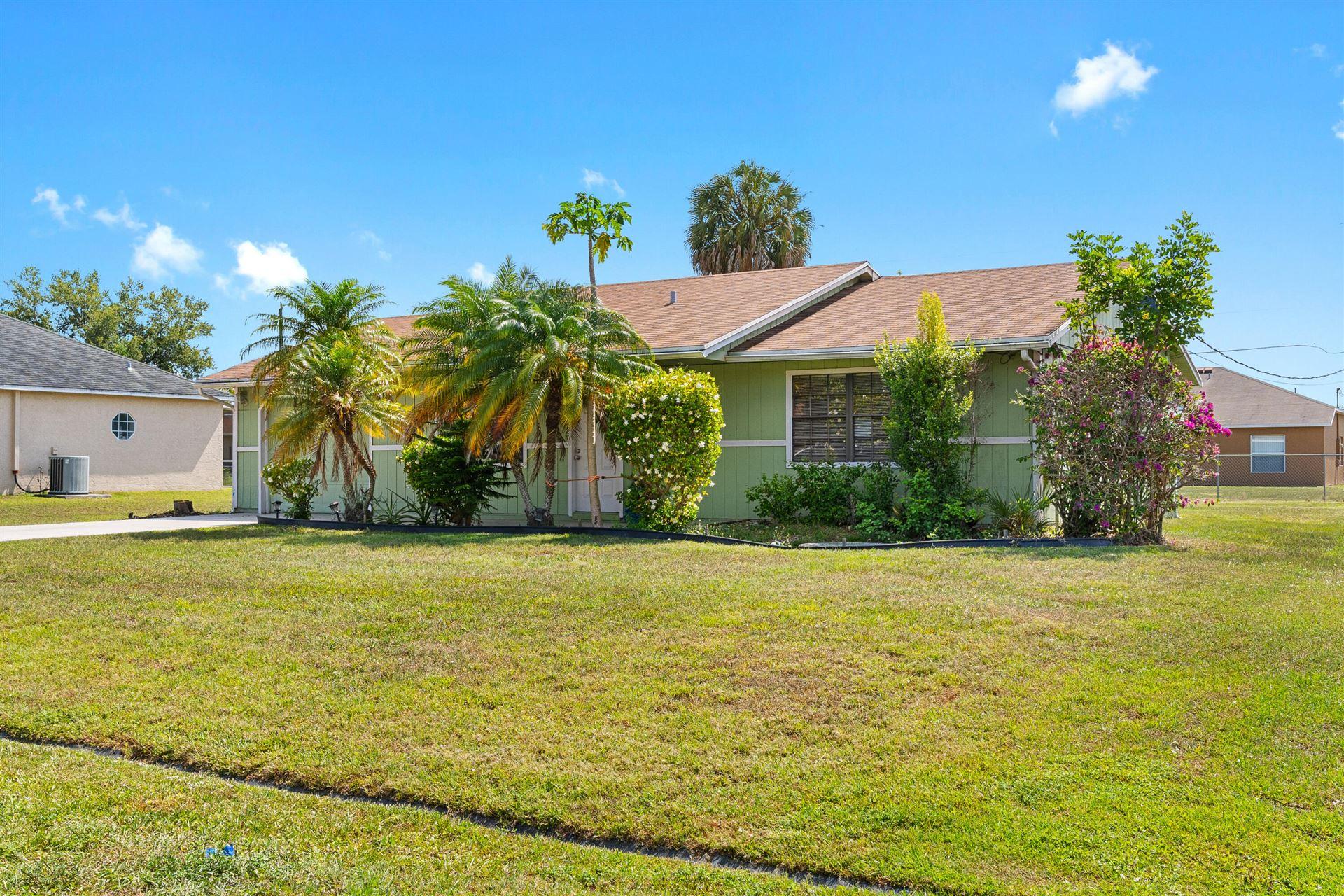 1271 SW Heather Street, Port Saint Lucie, FL 34983 - MLS#: RX-10713025