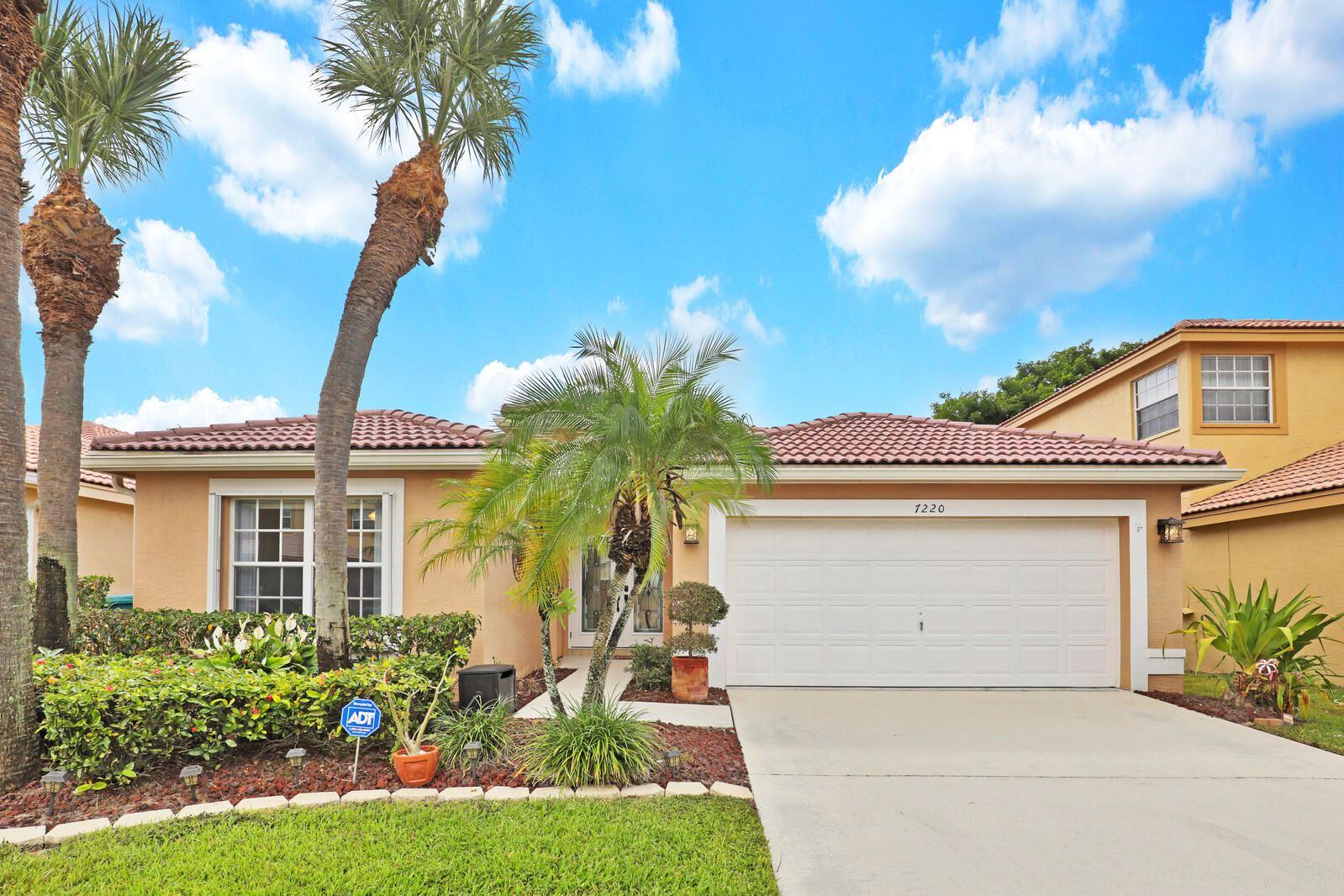 7220 Chesapeake Circle, Boynton Beach, FL 33436 - MLS#: RX-10733025