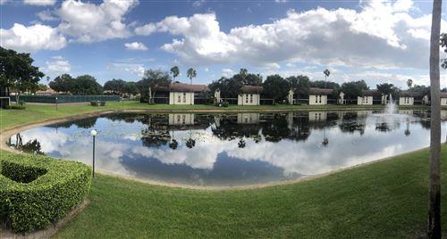 Photo of 10359 S Circle Lake Drive #201, Boynton Beach, FL 33437 (MLS # RX-10581026)