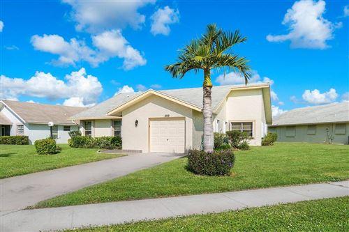 Photo of 3219 Belleville Road, West Palm Beach, FL 33417 (MLS # RX-10746026)
