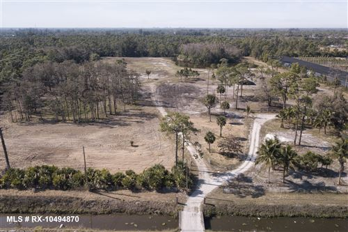 Photo of 1529 B Road #(Land), Loxahatchee Groves, FL 33470 (MLS # RX-10596027)