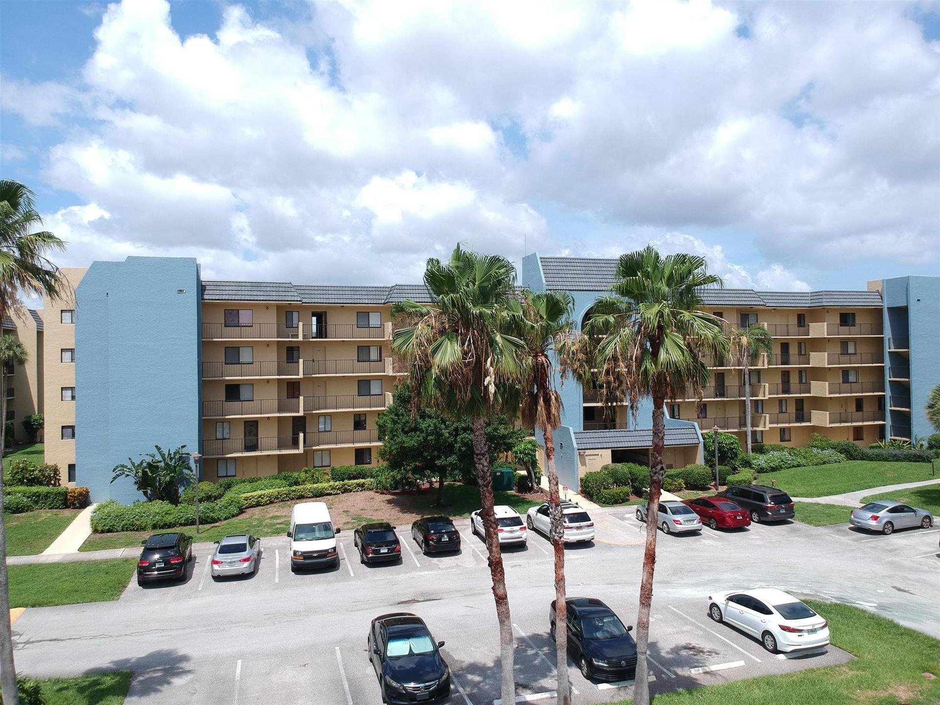 2820 Tennis Club Drive #202, West Palm Beach, FL 33417 - #: RX-10627027