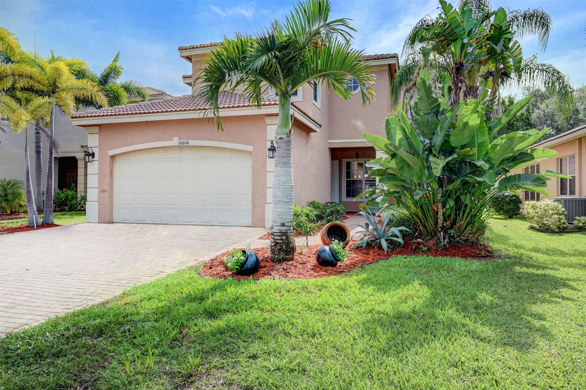 10608 Walnut Valley Drive, Boynton Beach, FL 33473 - MLS#: RX-10630027