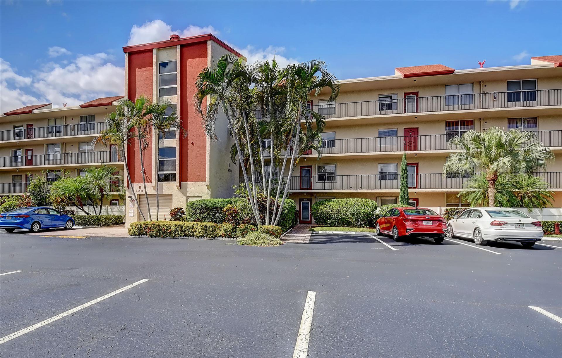 14723 Cumberland Drive #105, Delray Beach, FL 33446 - MLS#: RX-10712027