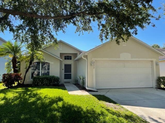 2557 12th Square SW, Vero Beach, FL 32968 - MLS#: RX-10720027