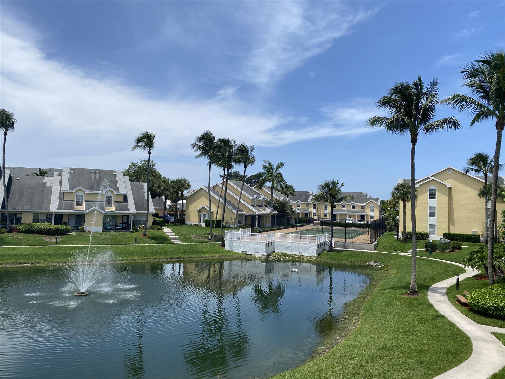 6347 La Costa Drive #G, Boca Raton, FL 33433 - #: RX-10730027