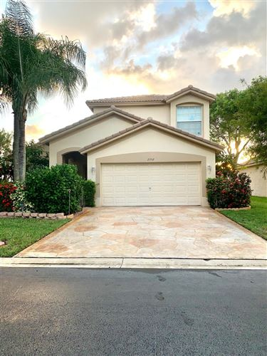 Photo of Listing MLS rx in 2752 Pointe Circle Greenacres FL 33413