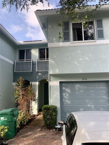 Photo of 3716 Sonoma Drive, Riviera Beach, FL 33404 (MLS # RX-10725028)