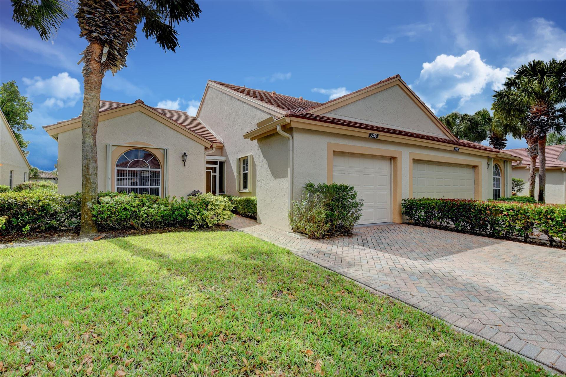 7736 Coral  Lake Drive, Delray Beach, FL 33446 - #: RX-10600028