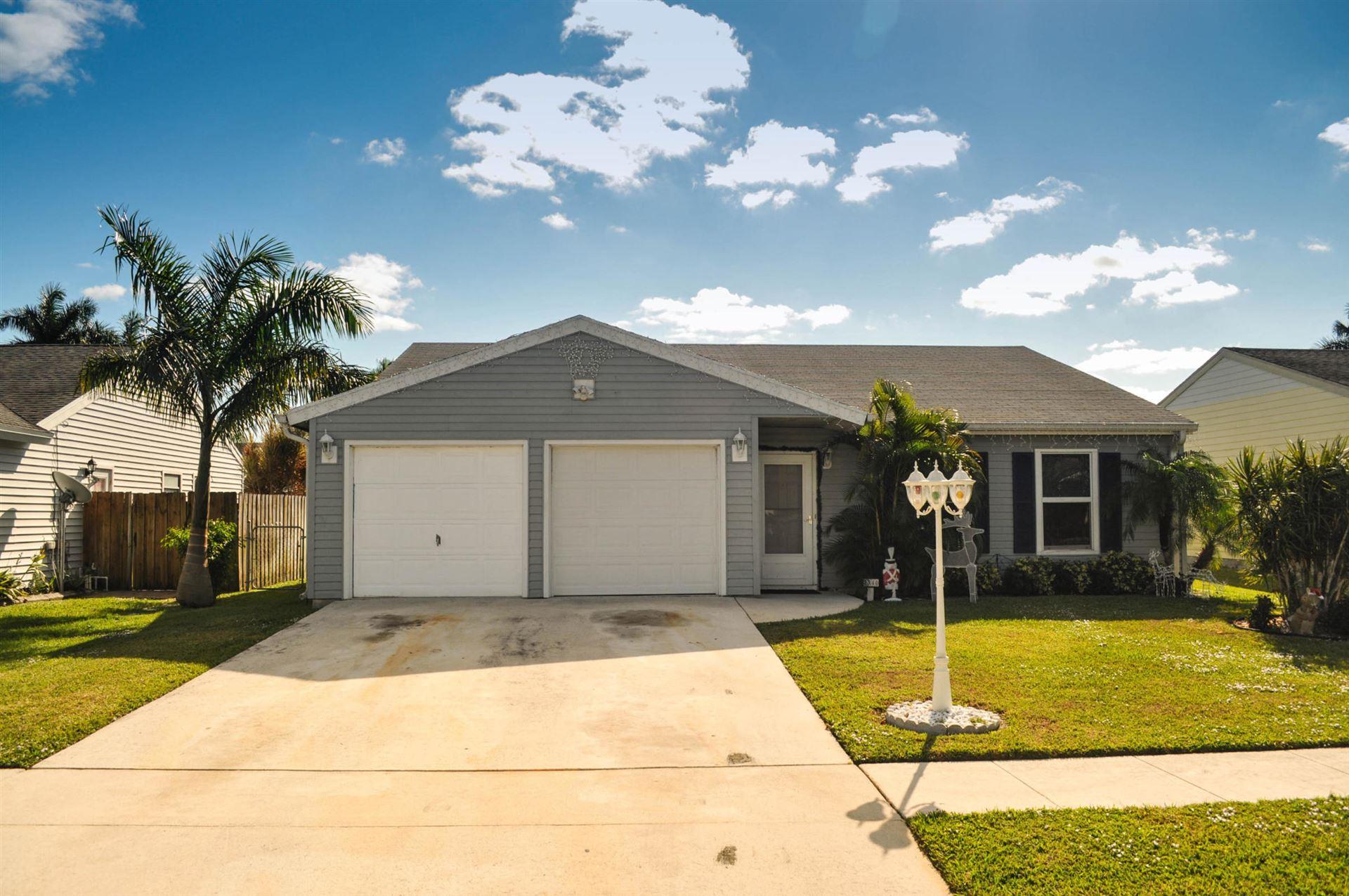 7740 Canal Drive, Lake Worth, FL 33467 - MLS#: RX-10733028