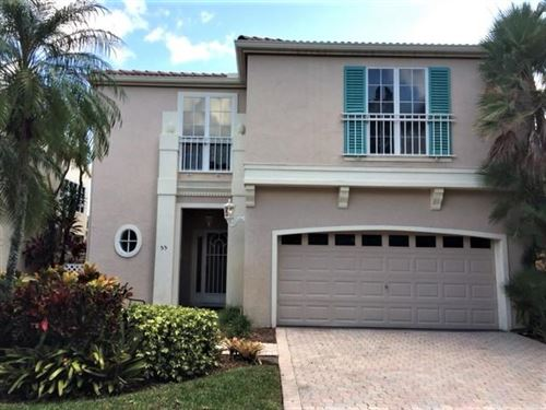 Photo of 55 Via Verona W, Palm Beach Gardens, FL 33418 (MLS # RX-10716029)
