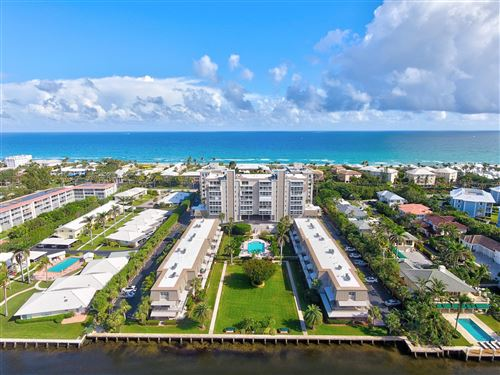 Photo of 2000 S Ocean Boulevard #705, Delray Beach, FL 33483 (MLS # RX-10735030)