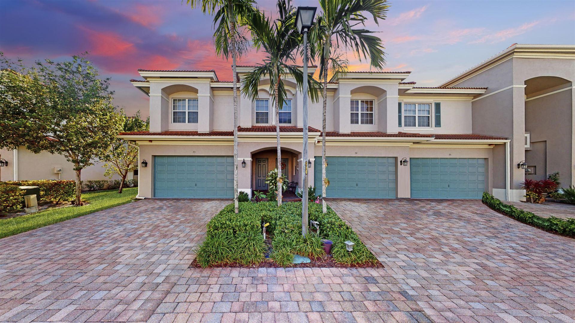 73 Landau Street, Boynton Beach, FL 33426 - #: RX-10616030