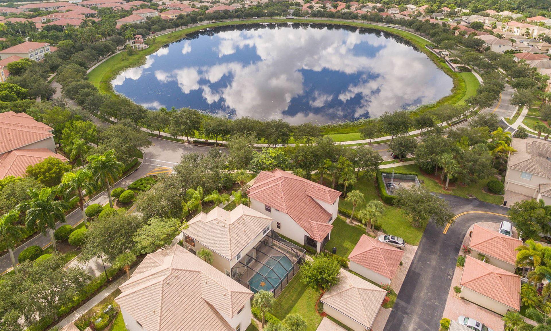 8015 Murano Circle, Palm Beach Gardens, FL 33418 - #: RX-10675030