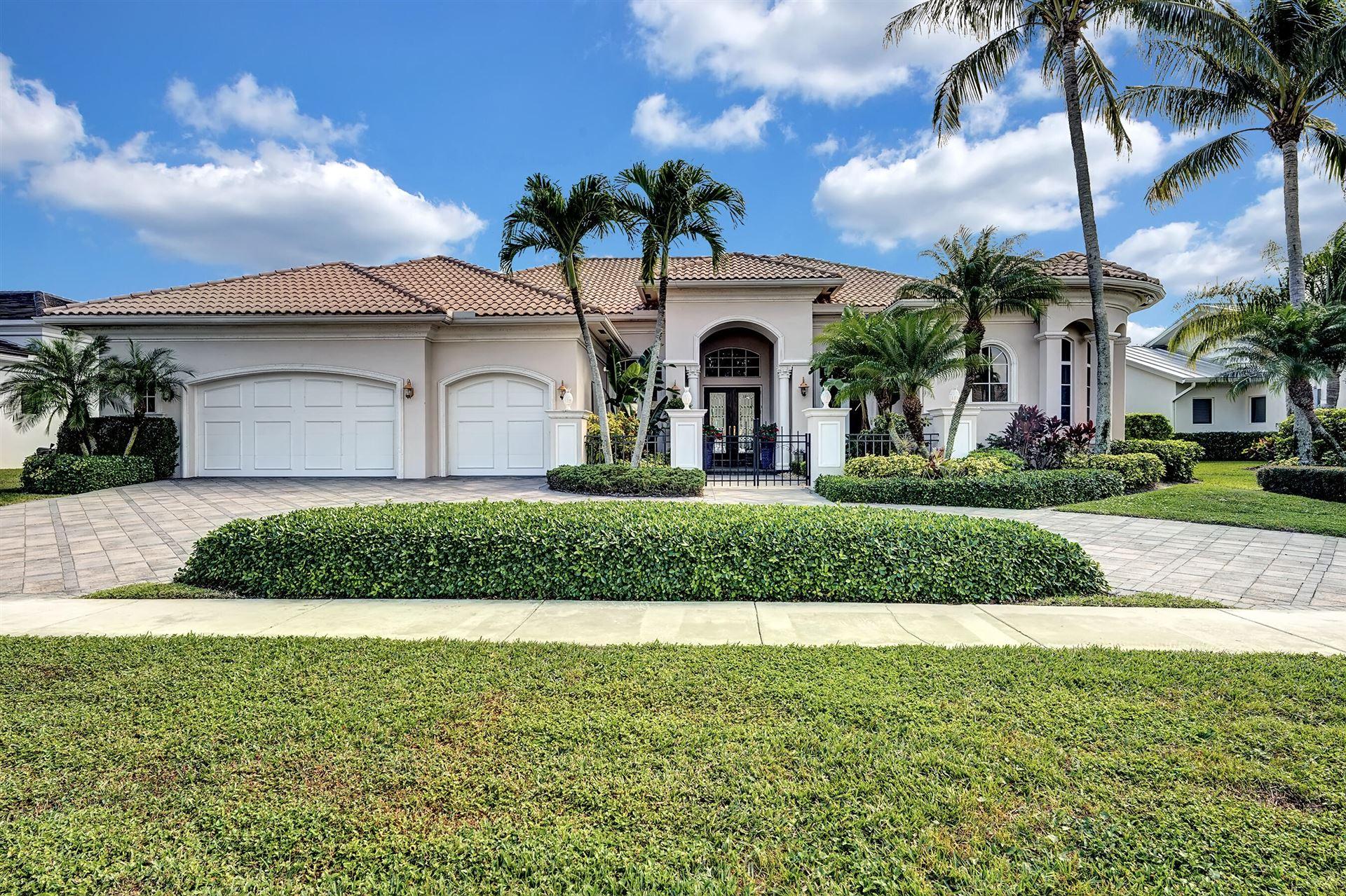 4820 Cherry Laurel Lane, Delray Beach, FL 33445 - MLS#: RX-10701030