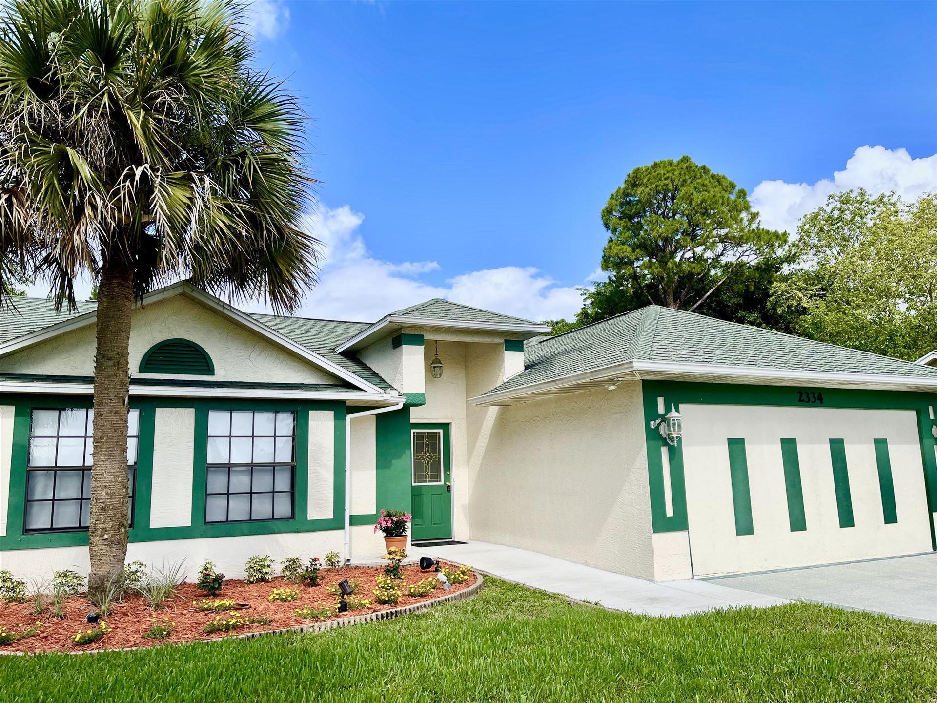 2334 SW Bayshore Boulevard, Port Saint Lucie, FL 34984 - #: RX-10727030