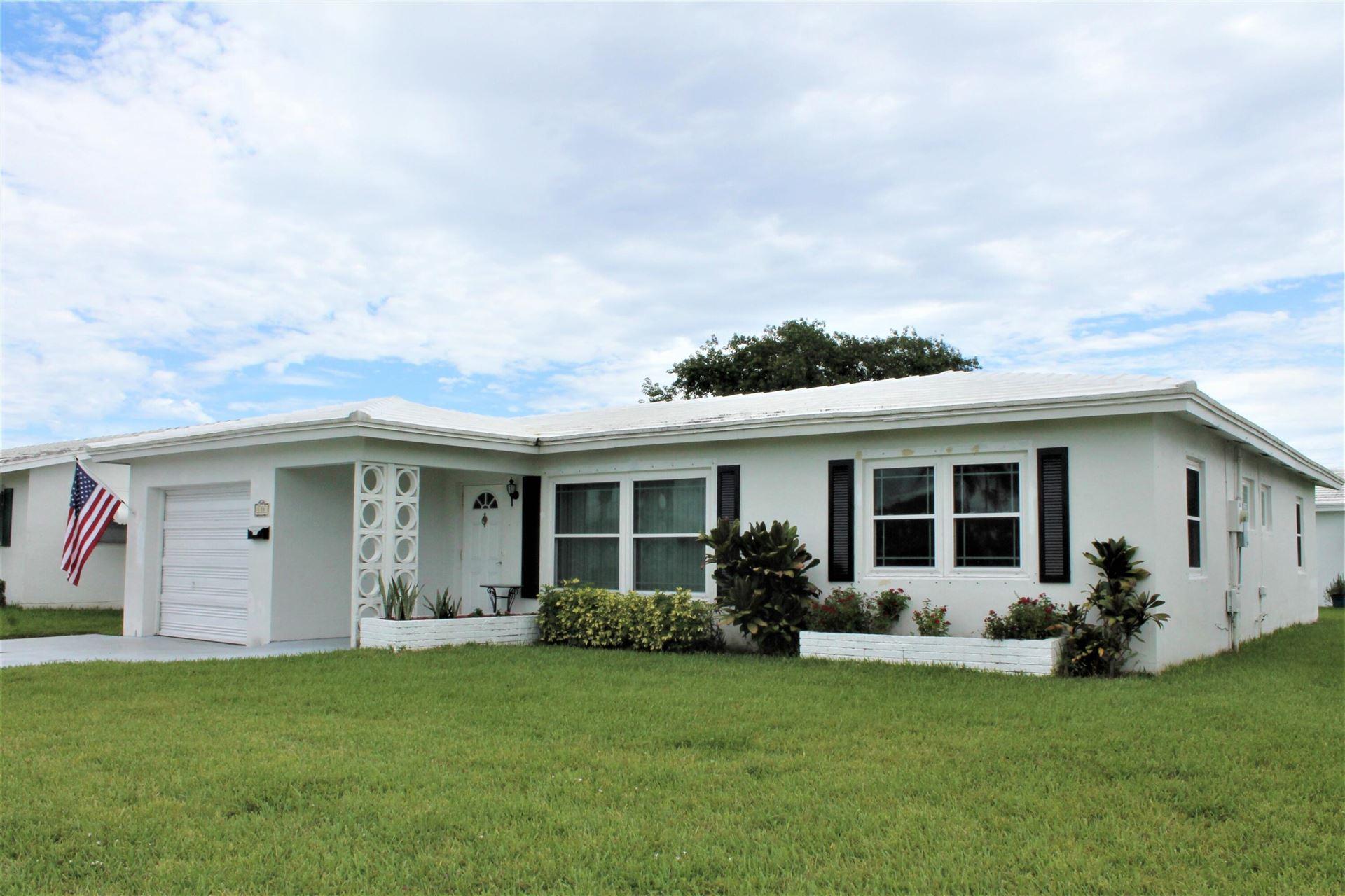 108 Leisureville Boulevard, Boynton Beach, FL 33426 - MLS#: RX-10729030