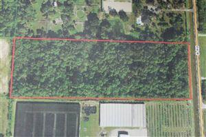Photo of Listing MLS rx in 1651 B Road Loxahatchee Groves FL 33470