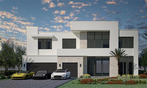 Photo of 784 Barcelona Drive, Boca Raton, FL 33432 (MLS # RX-10754031)