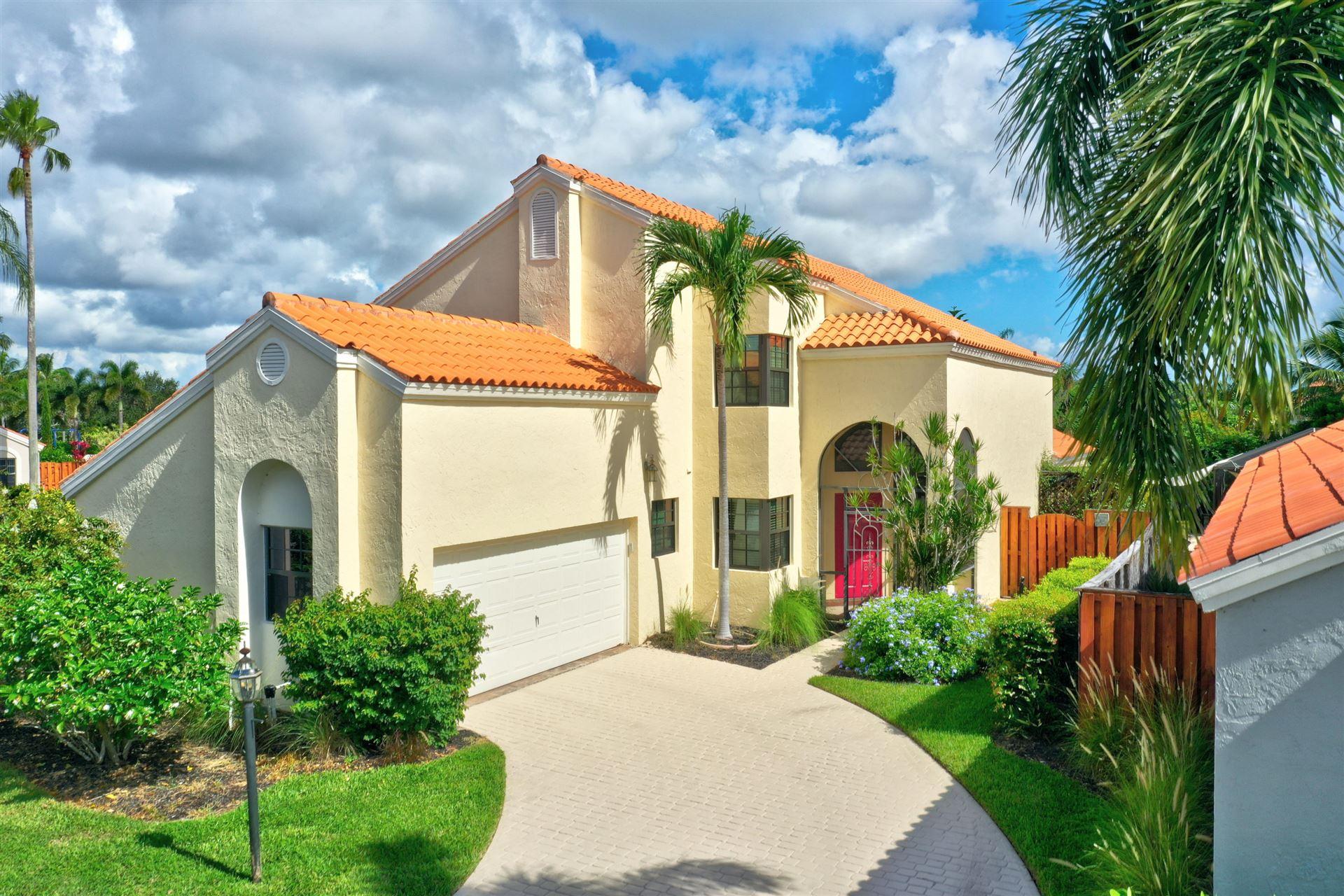 13309 Saint Tropez Circle, Palm Beach Gardens, FL 33410 - #: RX-10646031