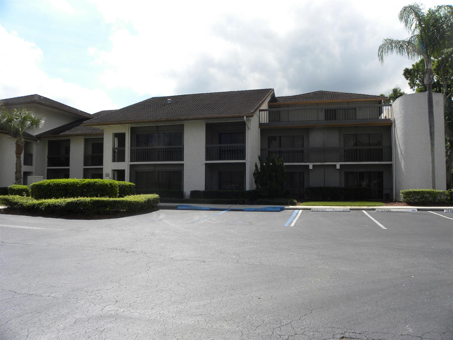 3200 Twin Lakes Terrace #202, Fort Pierce, FL 34951 - #: RX-10703031