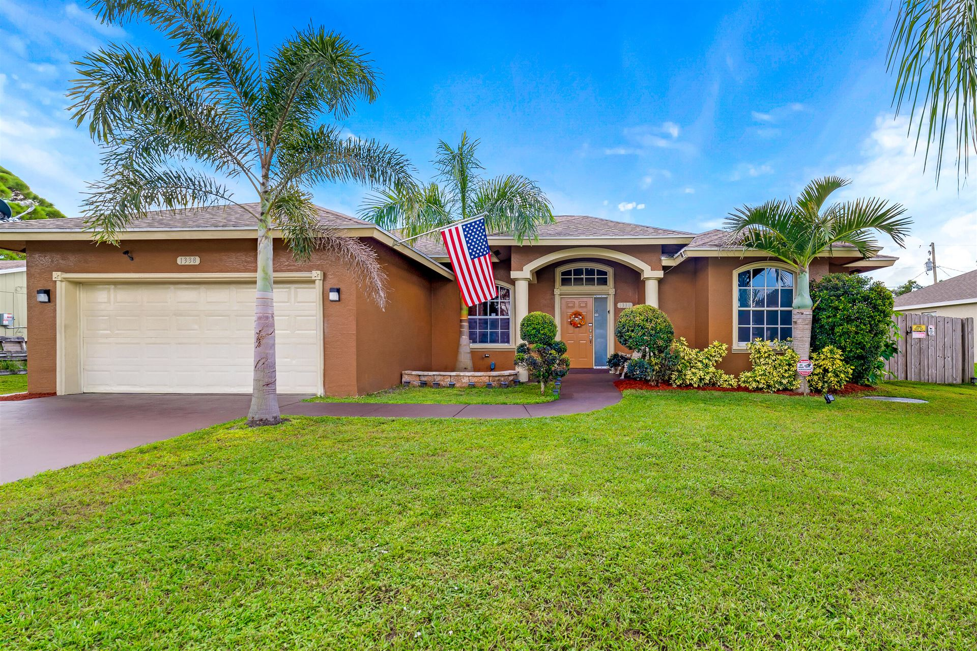 1338 SW Hebner Avenue, Port Saint Lucie, FL 34953 - MLS#: RX-10752031