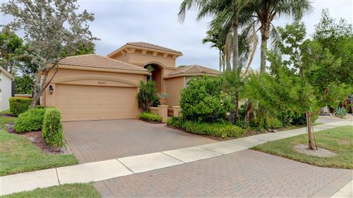 Photo of 8645 Via Brilliante, Wellington, FL 33411 (MLS # RX-10563032)