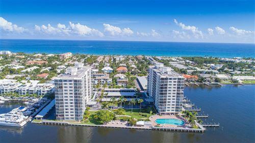 Photo of 200 Macfarlane Drive #N-1003, Delray Beach, FL 33483 (MLS # RX-10592032)