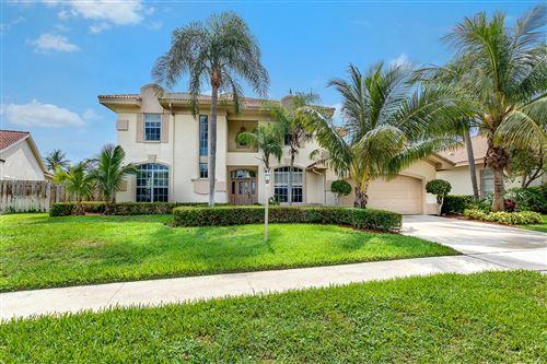 Photo of 13469 William Myers Court, Palm Beach Gardens, FL 33410 (MLS # RX-10638032)