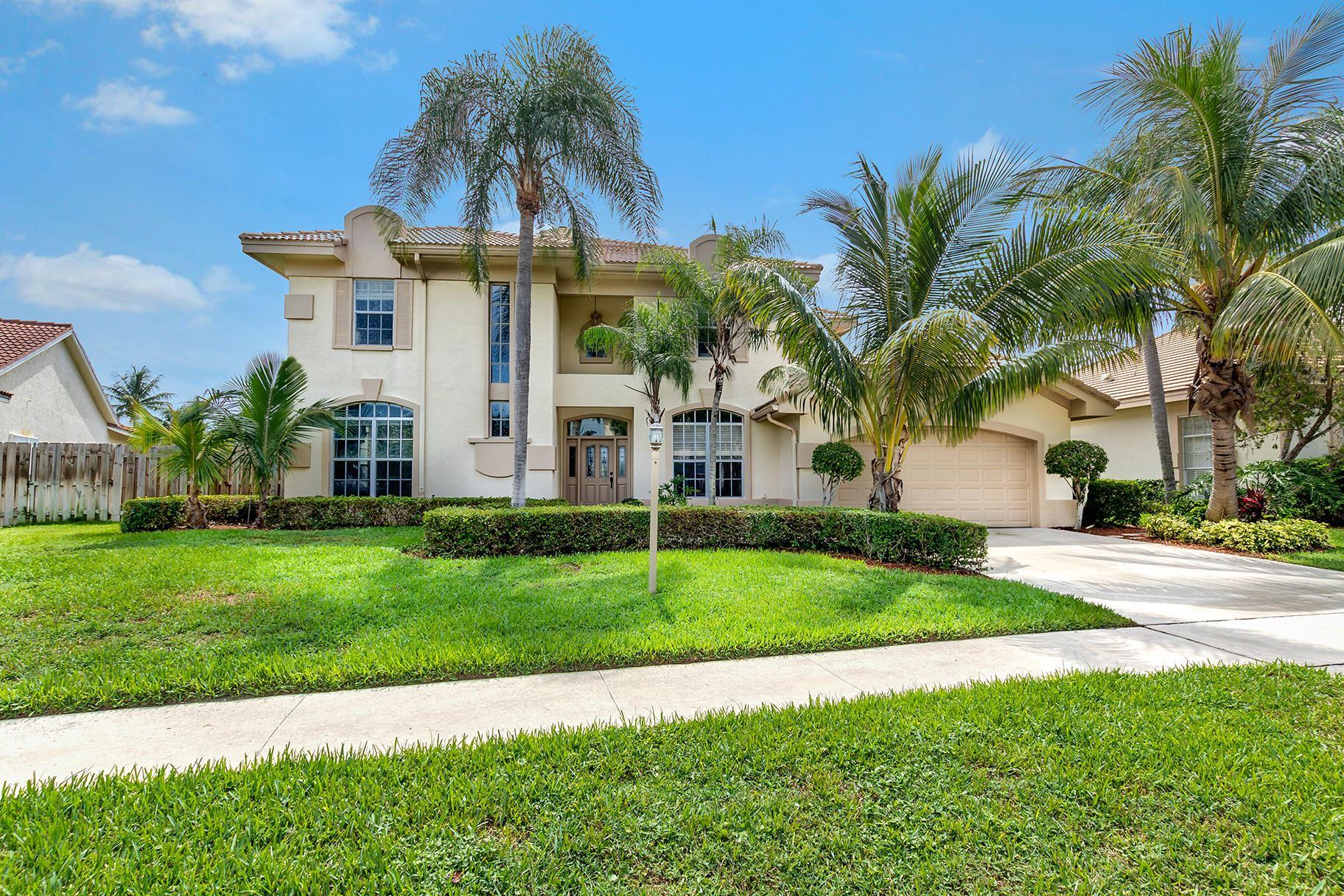 13469 William Myers Court, Palm Beach Gardens, FL 33410 - #: RX-10638032